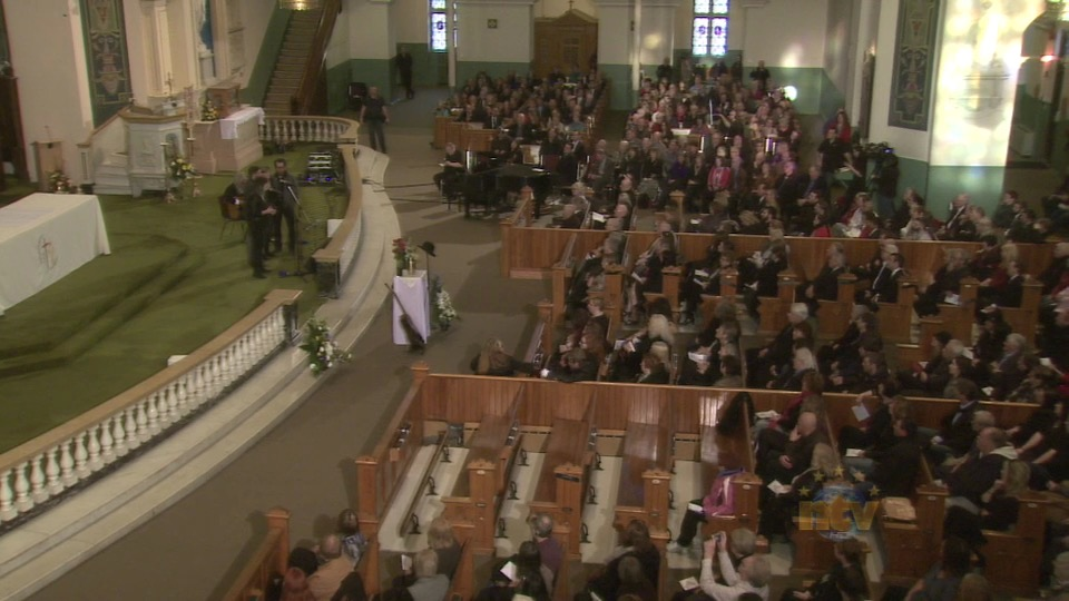 Ron Hynes' Funeral (Full Coverage)