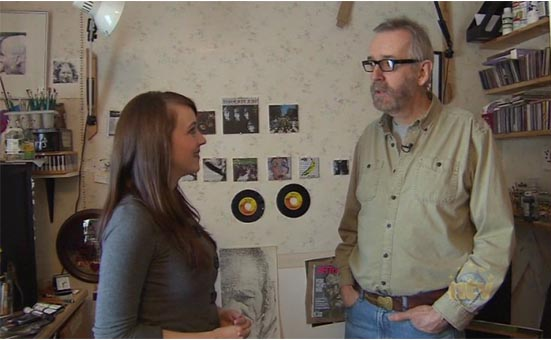 Bill Rose on Backstage Pass with Amanda Mews