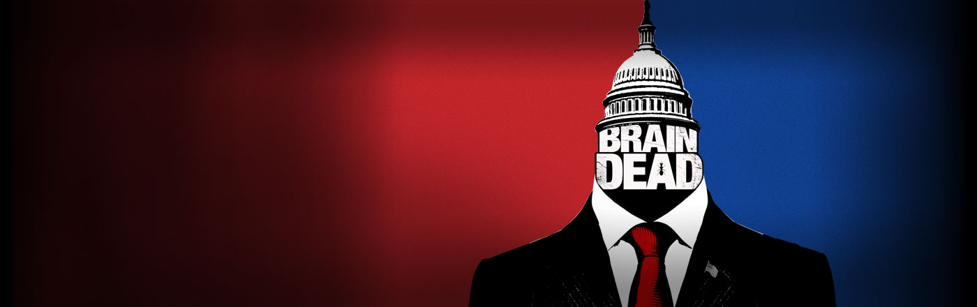 primetime programming like BrainDead on NTV