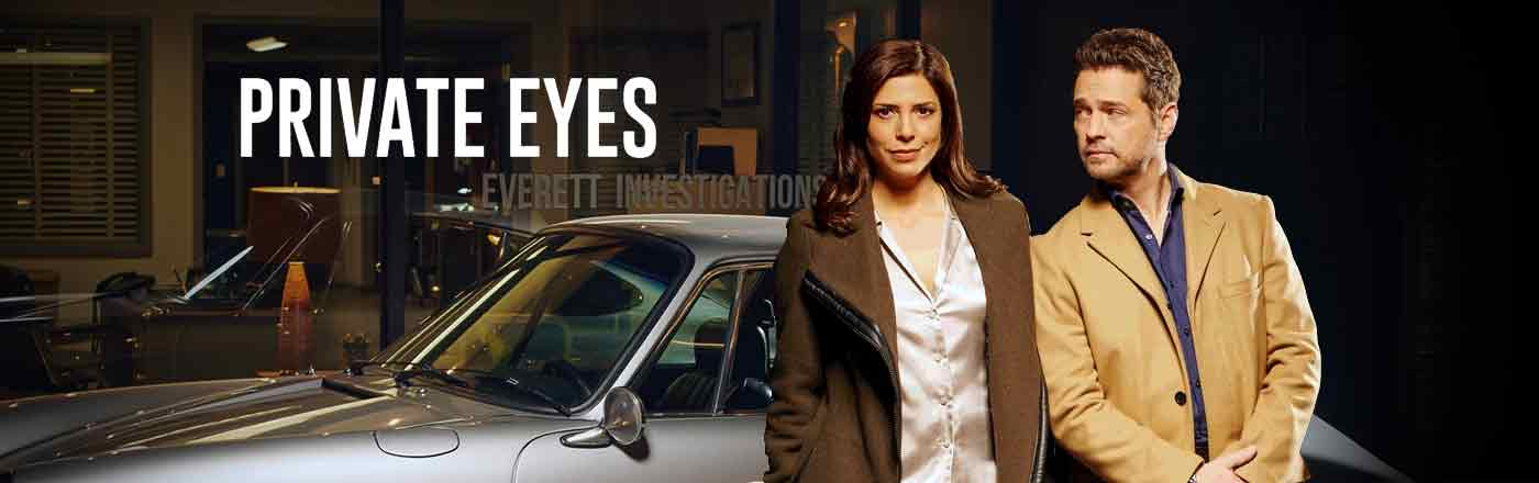 primetime programming like Private Eyes on NTV